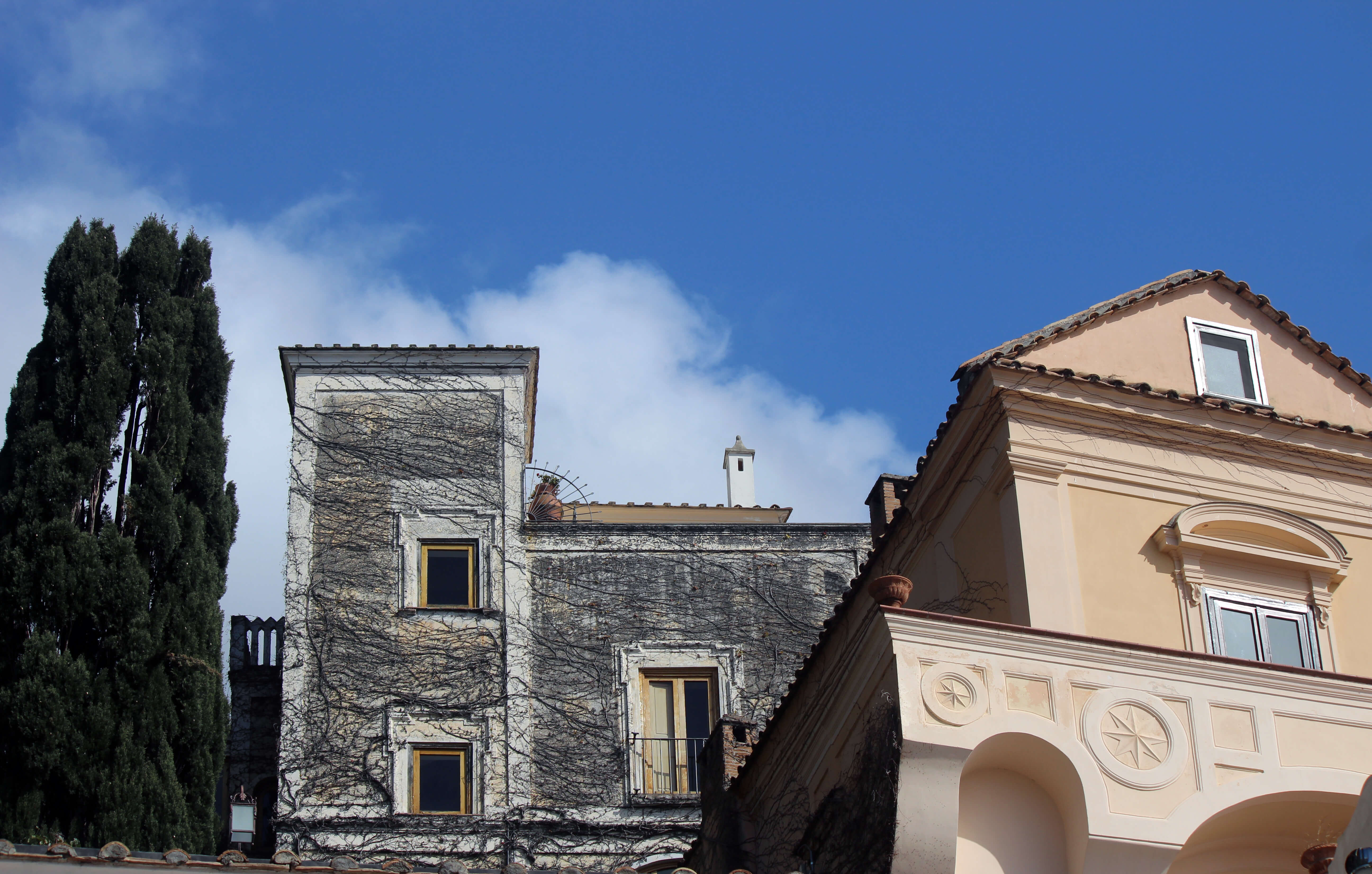 Love Affair with Positano - Ivy Covered Architecture