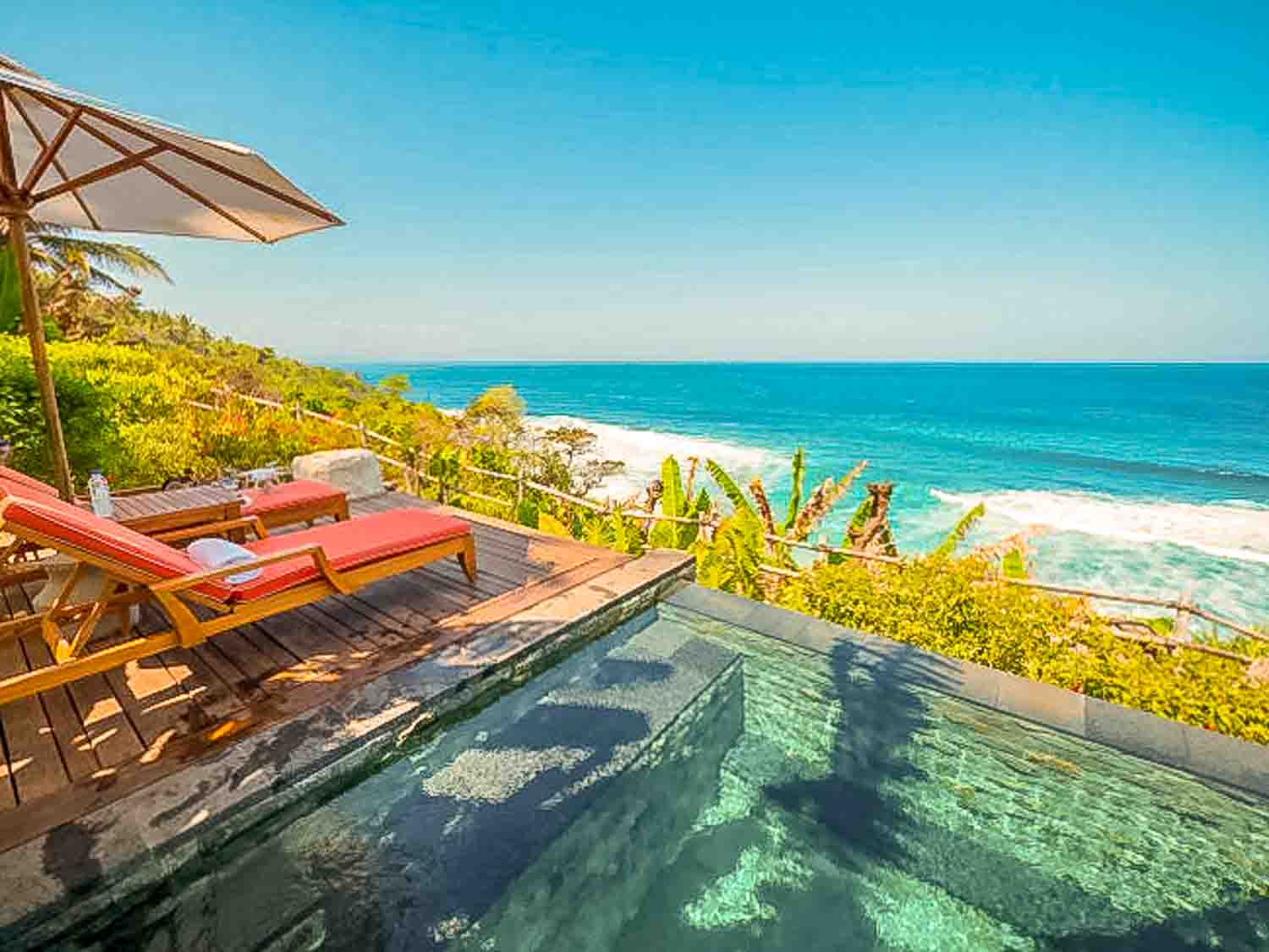 Nihi Sumba, best hotel in the world, is perfect for a romantic getaway