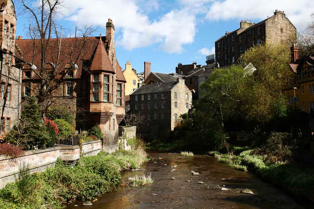 Self-Guided Walking Tour in Scotland: Edinburgh (New Town)