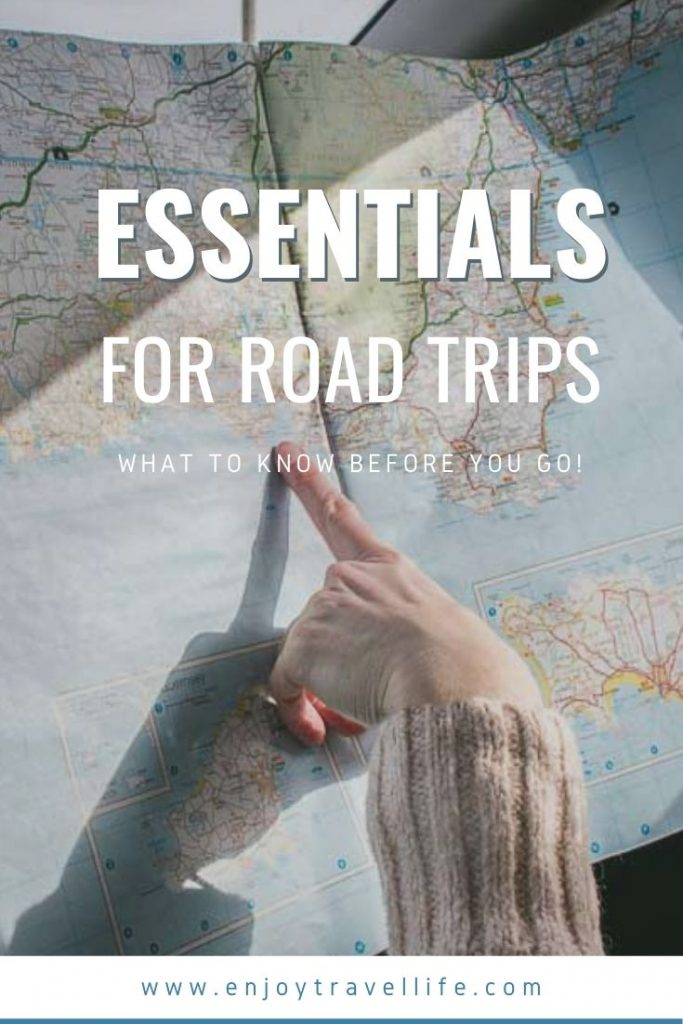 Essentials for Road Trips   What to Know Before You Go!