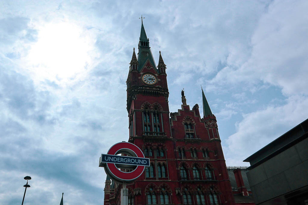Harry Potter Walking Tour in London (The Underground)