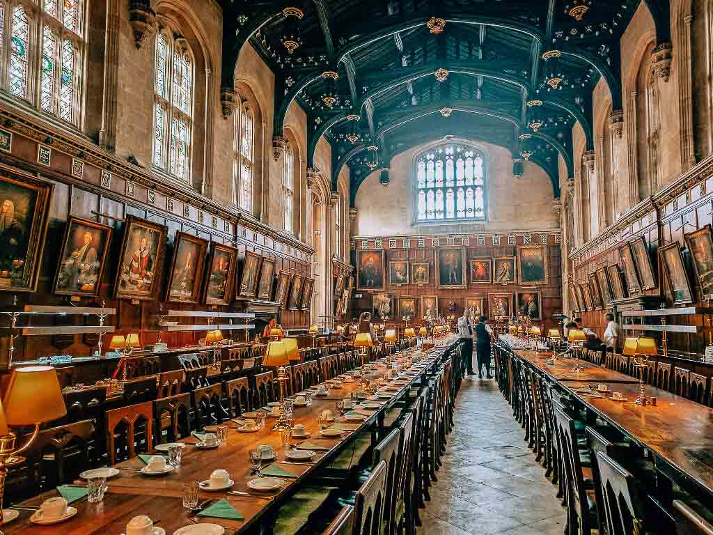 Harry Potter Walking Tour in Oxford: Christ Church