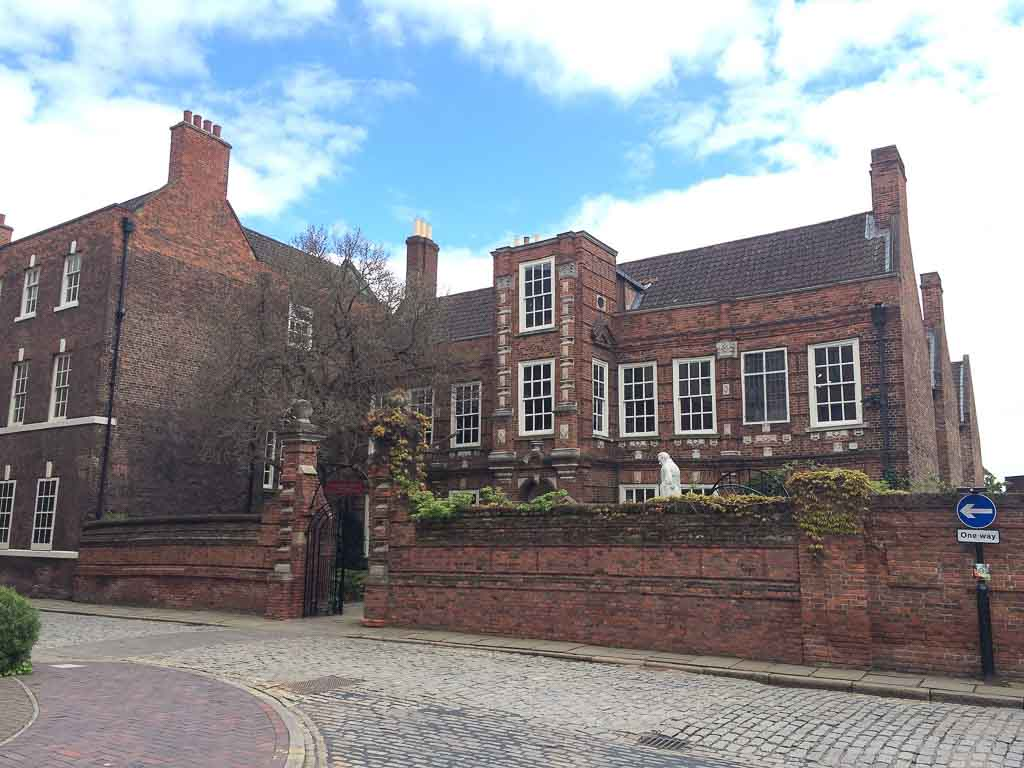 A stop on a Self-Guided Walking Tour in Hull's Old Town