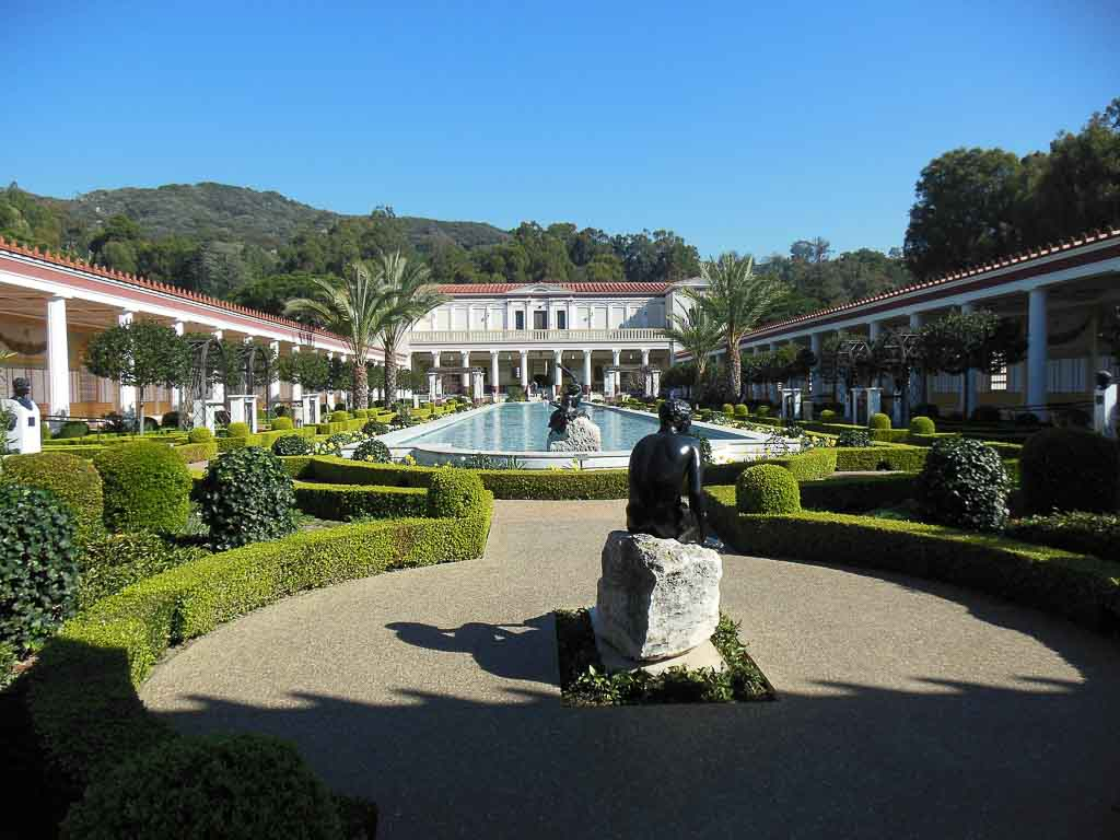 Fun Free Things to do in LA - The Getty Museum