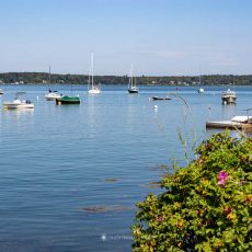 """Bailey Island Maine: How to Plan a Day Trip to Breathtaking """"Lands End"""""""