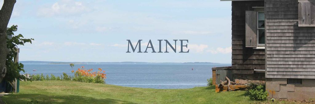 Featured Dream Destination for Empty Nesting Travel - Maine