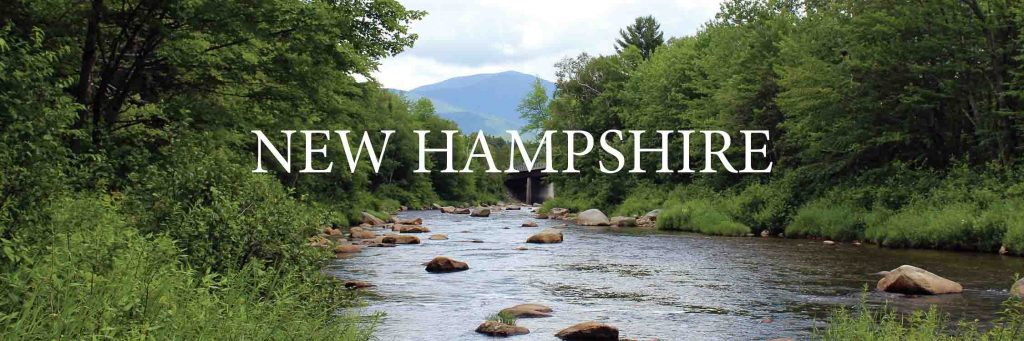 Featured Dream Destination for Empty Nesting Travel - New Hampshire
