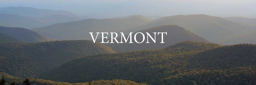 Featured Dream Destination for Empty Nesting Travel - Vermont