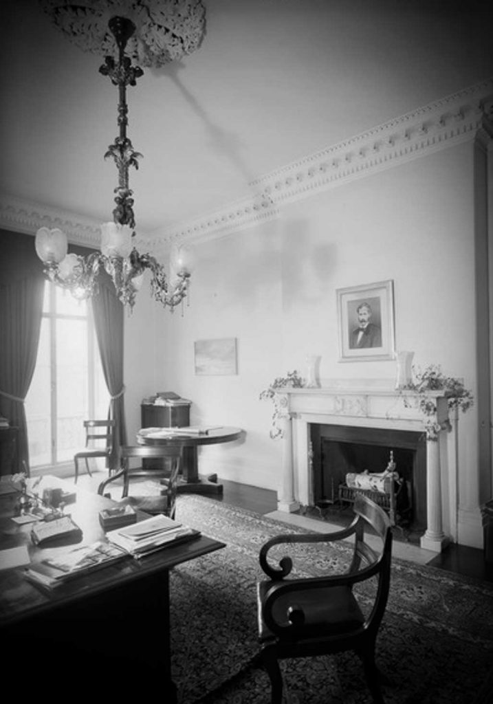 Best Haunted Houses in Boston: George Parkman House