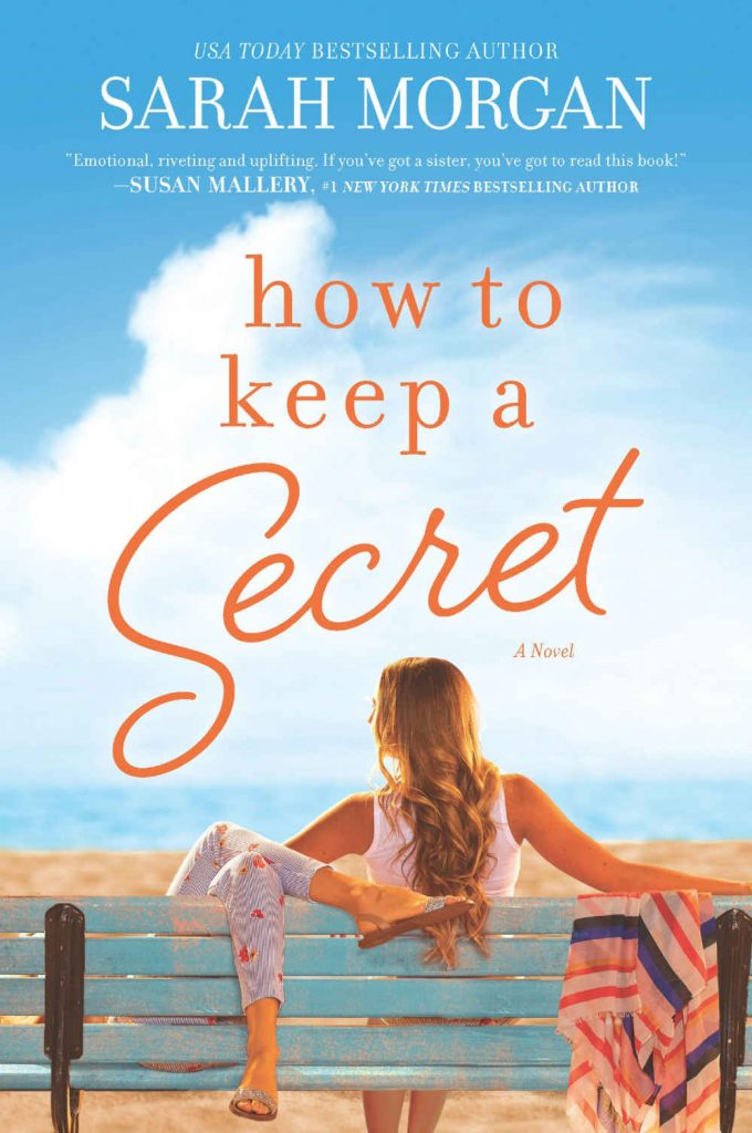 Book cover: How to Keep A Secret by Sarah Morgan