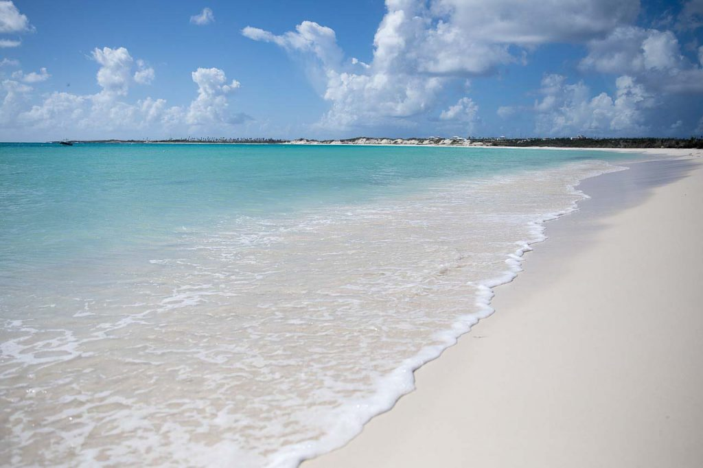 Anguilla beach scene (long stay vacations)