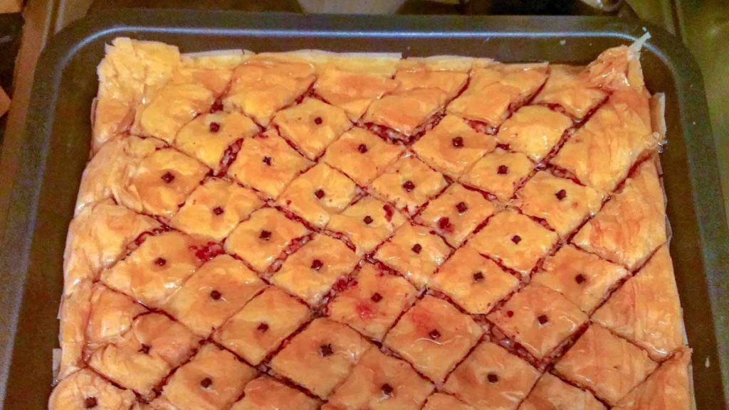 Greek Baklava - best desserts of the world