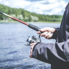 Empty-Nest Advice For Would-Be Fishing Hobbyists